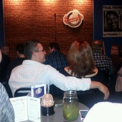 Photo taken at Goodnight's Comedy Club & Restaurant by Matt G. on 10/2/2011