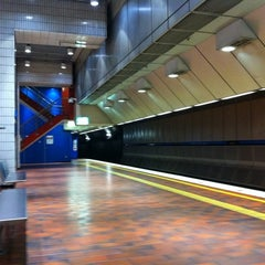 Photo taken at Melbourne Central Station by Tim M. on 1/9/2011
