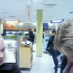 Photo taken at Systembolaget by Marcus E. on 12/15/2011