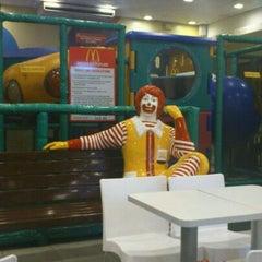 Photo taken at McDonald's by Tj J. on 1/8/2012