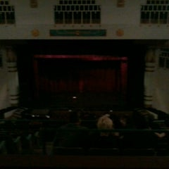 Photo taken at Temple Theatre by Alyssa A. on 8/16/2011