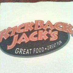 Photo taken at Kickback Jack's by Jennifer H. on 9/6/2011