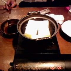 Photo taken at 土風炉 夢町小路 品川店 by Atsushi I. on 1/16/2012