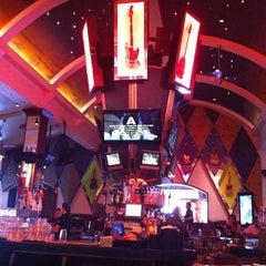 Photo taken at Hard Rock Cafe Las Vegas at Hard Rock Hotel by Marina on 7/6/2012