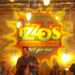 Photo taken at Izzo's Illegal Burrito by Michelle B. on 9/16/2011