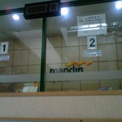 Photo taken at Syariah Mandiri by muhammad f. on 3/14/2011