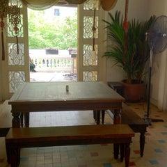 Photo taken at Ngon Restaurant by Mork T. on 5/31/2012