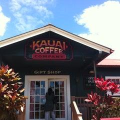 Photo taken at Kauai Coffee Plantation by Andrea W. on 6/6/2012