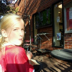 Photo taken at Westover Market Beer Garden by mike T. on 11/5/2011