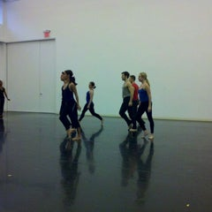 Photo taken at Paul Taylor Dance Company by Louis S. on 9/23/2011
