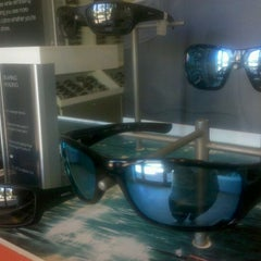 Photo taken at Sunglass Hut by Martine H. on 9/27/2011