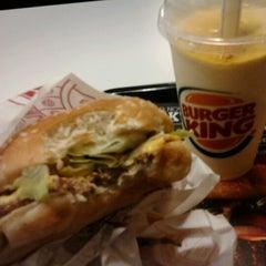 Photo taken at Burger King by Lais M. on 7/28/2012
