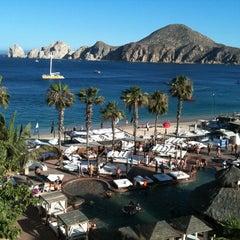 Photo taken at ME Cabo by G on 8/3/2011