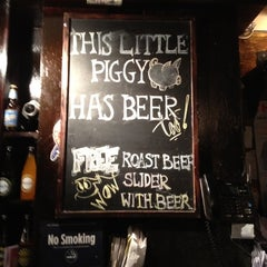 Photo taken at This Little Piggy by Drew A. on 2/26/2012