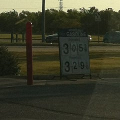 Photo taken at Sam's Club Gas by Larry B. on 7/5/2012