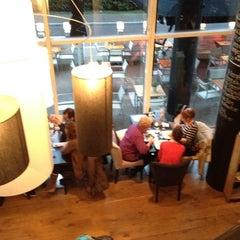 Photo taken at Harbour Café by Tanja W. on 4/13/2012