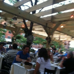 Photo taken at Trattoria Isabella by Jill on 6/28/2011