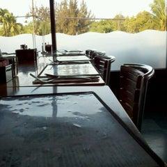 Photo taken at Big Wave Cafe by Erik B. on 2/16/2012