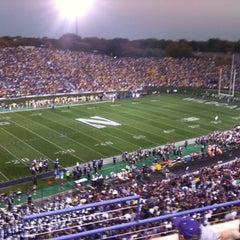 Photo taken at Ryan Field by Ron E. on 10/8/2011