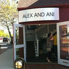 Photo taken at ALEX AND ANI Newport by Ryan B. on 5/12/2012