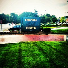 Photo taken at Friendly Shopping Center by Greensboro, NC on 6/14/2012