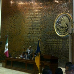 Photo taken at Poder Legislativo del Estado de Jalisco by Daniel G. on 10/10/2011