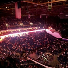 Photo taken at BOK Center by Jaime K. on 5/6/2012