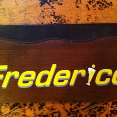 Photo taken at Frederico by Breno S. on 5/13/2012