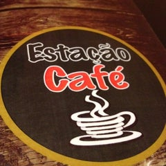 Photo taken at Estação Café by L on 7/28/2012
