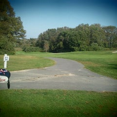 Photo taken at Whaling City Golf Club by KJ R. on 9/13/2011
