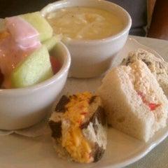 Photo taken at Swirl Bakery by Chuck J. on 7/16/2011