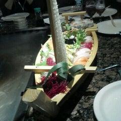 Photo taken at Sushi Ya by carolina c. on 3/3/2012
