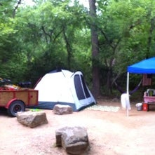 Photo taken at Chickasaw National Recreation Area by Steve D. on 5/31/2011
