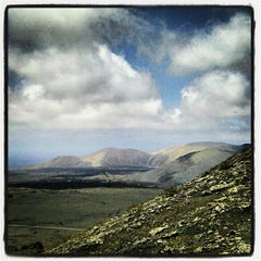Photo taken at Parque Nacional de Timanfaya by Torsten J. on 6/15/2012