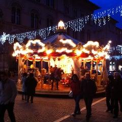 Photo taken at Piazza Giacomo Matteotti by Enrico D. on 1/9/2011