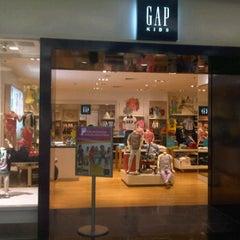 Photo taken at GAP by David M. on 3/16/2012