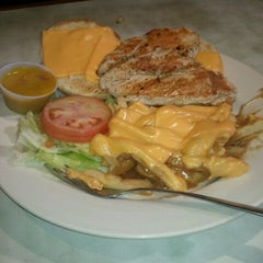 Photo taken at Tropicana Diner by Rosemary D. on 11/20/2011