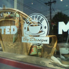Photo taken at Coffee By Design by Aislynne R. on 9/5/2011