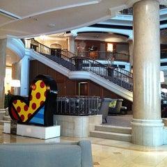 Das Foto wurde bei The Westin Grand Berlin von Noura A. am 7/11/2011 aufgenommen