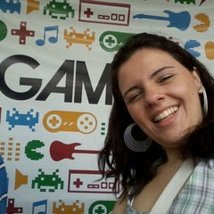 Photo taken at Game On by Gisele B. on 1/8/2012
