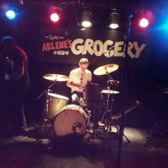Photo taken at Arlene's Grocery by Mike O. on 12/11/2011