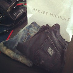 Photo taken at Harvey Nichols by Michael S. on 6/16/2012
