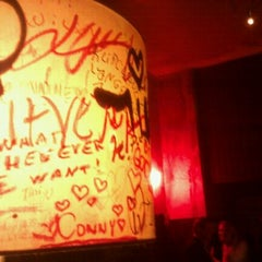 Photo taken at King Size Bar by Christian W. on 4/14/2011
