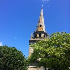 Photo taken at Église Saint-Pierre by Micky W. on 7/1/2012