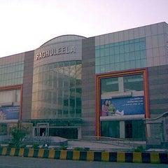 Photo taken at Raghuleela Mega Mall by Rakesh on 9/18/2011
