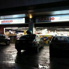 Photo taken at Drogaria Araujo by Raison L. on 1/2/2012