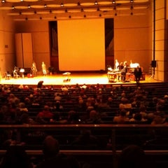 Photo taken at White Concert Hall by Tj S. on 2/26/2012