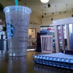 Photo taken at Starbucks by Stephanie J. on 12/28/2011