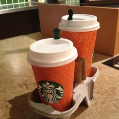 Photo taken at Starbucks | ستاربكس by Christina on 8/13/2012