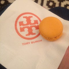 Photo taken at Tory Burch by CHERRY B. on 5/4/2012